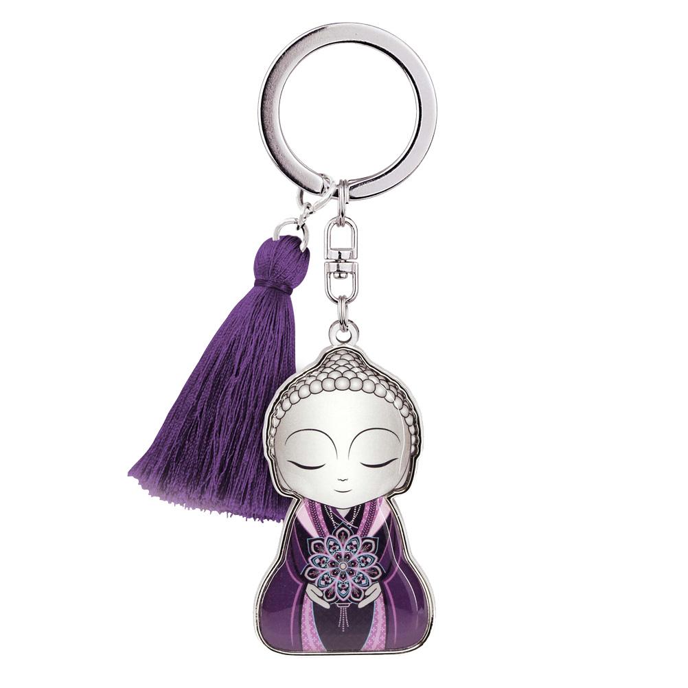 Porte clés Little Buddha Charms Tout est possible lulu shop