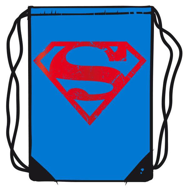 Sac DC Comics Superman gym bag 45cm lulu shop