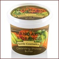 Beurre Douche Nettoyant : Mandarine et Orange