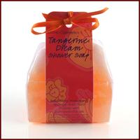 2 en 1 Savon Eponge Tangerine Dream