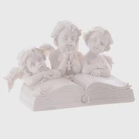Anges Lisant un Livre avec LED