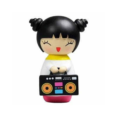 "Poupée Japonaise Kokeshi Momiji ""Party Girl"""