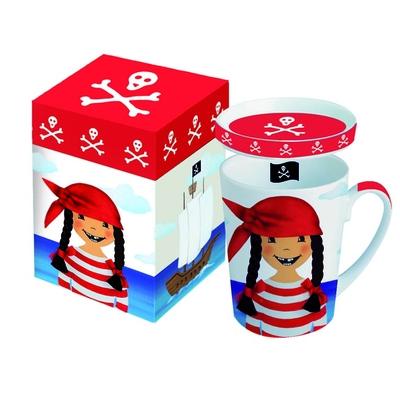 """Mug en Porcelaine """"Piratesse"""""""