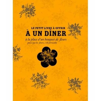 Le petit livre à offrir à un dîner