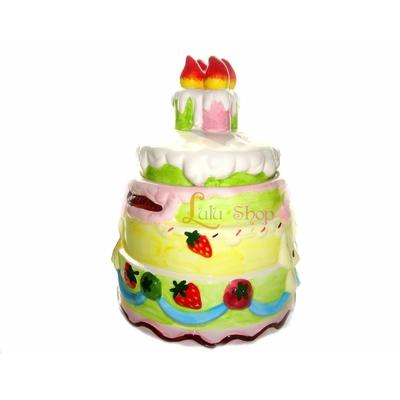 Boîte Gâteau d'Anniversaire