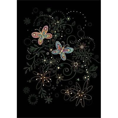 Bug Art : Des Papillons Volent