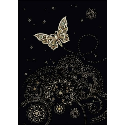 Bug Art : Papillon Diamant
