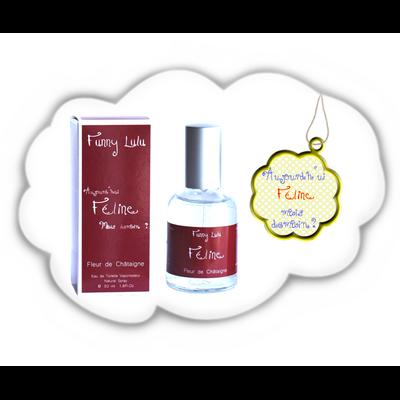 Parfum Funny Lulu : Féline