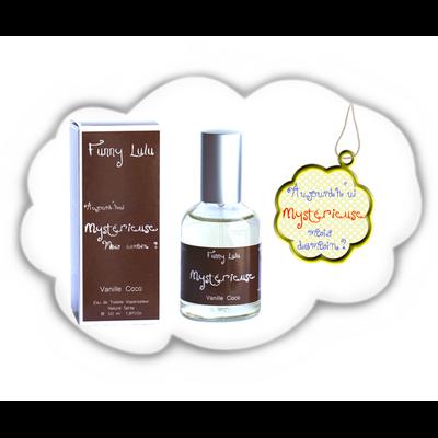 Parfum Funny Lulu : Mytérieuse