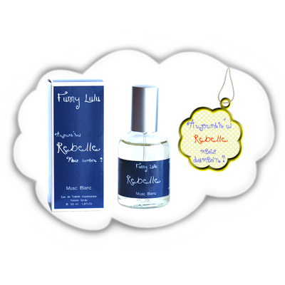 Parfum Funny Lulu : Rebelle
