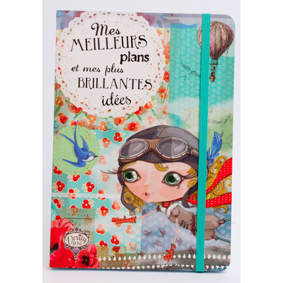 "VERITY ROSE Carnet ""Mes meilleurs plans"", Miss Destiny"