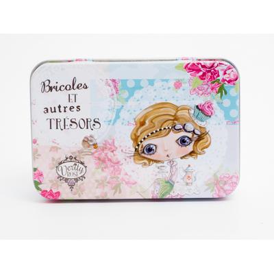 """VERITY ROSE Boîte """"Bricoles et autres Trésors"""", Miss Cupcake"""