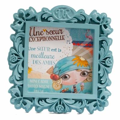 """VERITY ROSE Mini Cadre Photo """"Une Soeur exceptionnelle"""" Miss Sunbeam"""
