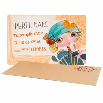 "VERITY ROSE Carte Cadeau ""Perle Rare"", Miss Sunbeam"