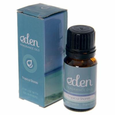 Huile parfumée Eden 10ml - Rivage tropical