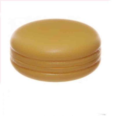 Crème pour les mains en forme de Macaron : citron