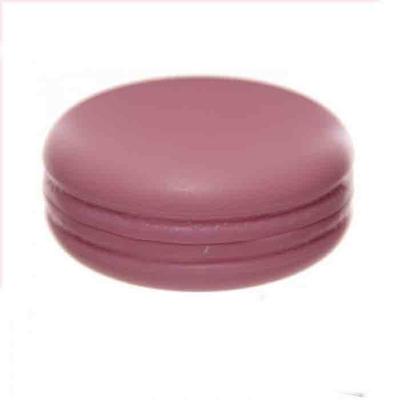 Crème pour les mains en forme de Macaron : rose