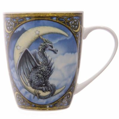 Mug Dessin Dragon Lisa Parker