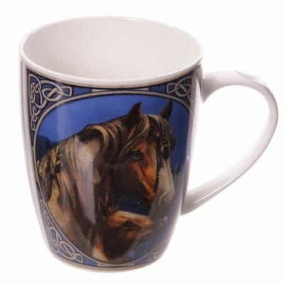 Mug Cheval Apache Lisa Parker