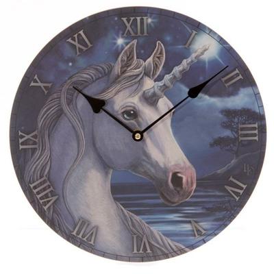 Horloge Licorne Par Lisa Parker