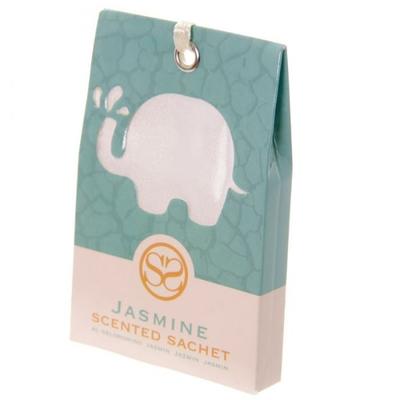 Sachets parfumés au jasmin - Motif Eléphant