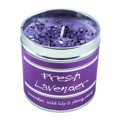 "Bougie ""Flowery"" Fresh Lavender"
