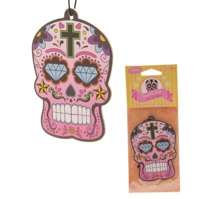 Désodorisant Jour Des Morts Mexicains - Cerise