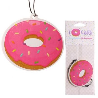 Désodorisant à suspendre parfum sucré - Donut
