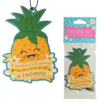 Désodorisant à suspendre - Ananas