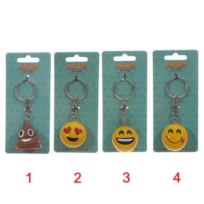 Porte-clefs Emotive