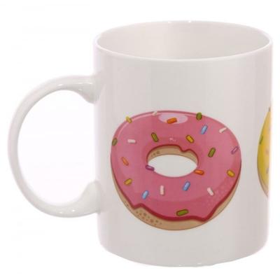 Mug en porcelaine Donut Fraise