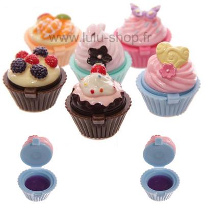 Brillant à Lèvres / Gloss Cupcakes