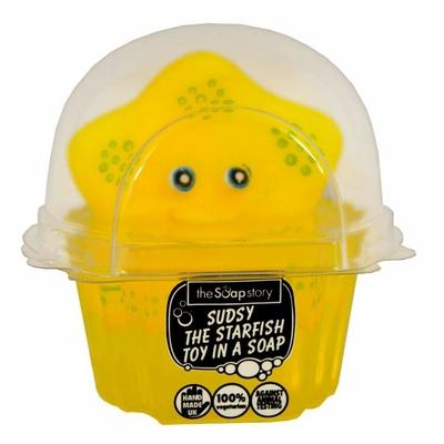 Savon Cupcake Sudsy l'étoile de mer
