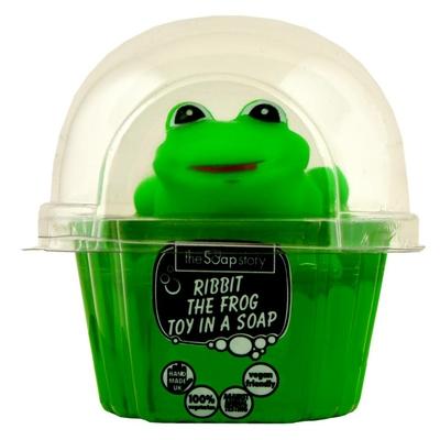 Savon Cupcake Ribbit la grenouille