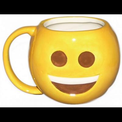 Mug Émoticônes Grand sourire