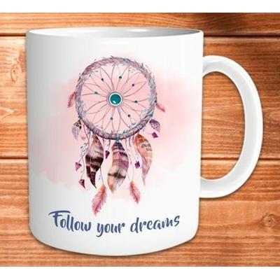 "Mug ""Art de Vivre"" : Follow your dreams"