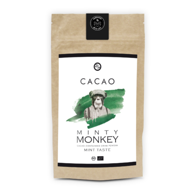Cacao : Menthe Monkey