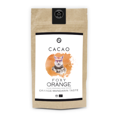 Cacao : Orange Fox