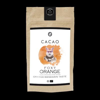 Cacao : Orange Fox
