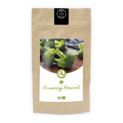 Veggie Tisane de Légumes : Brocoli Bouncing