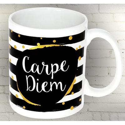 """Mug """"Chic"""" : Carpe diem"""