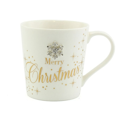 """Mug """"Dots"""" : Joyeux Noël"""