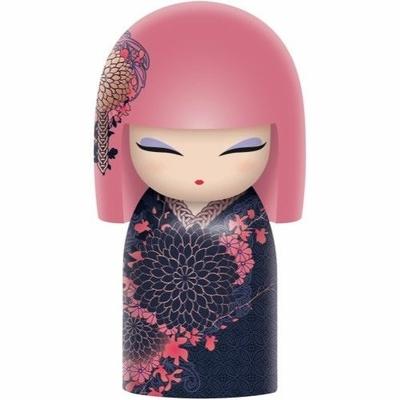 "Poupée japonaise kokeshi kimmidoll Kokoro ""Cœur"""