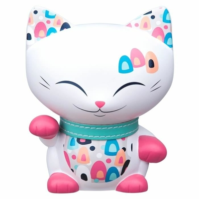 Figurine Chat porte bonheur Mani the lucky cat N°66