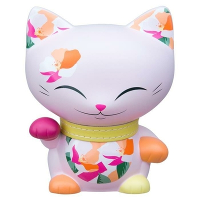 Figurine Chat porte bonheur Mani the lucky cat N°65