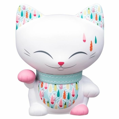 Figurine Chat porte bonheur Mani the lucky cat N°64