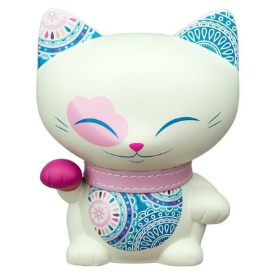 Figurine Chat porte bonheur Mani the lucky cat N°63