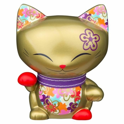 Figurine Chat porte bonheur Mani the lucky cat N°61