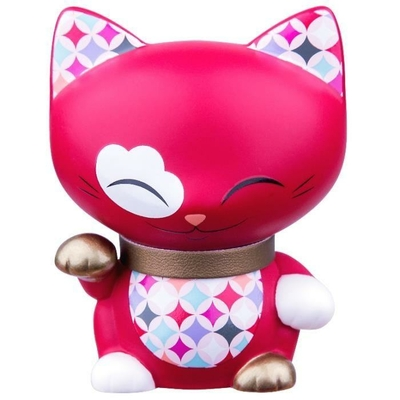 Figurine Chat porte bonheur Mani the lucky cat N°69