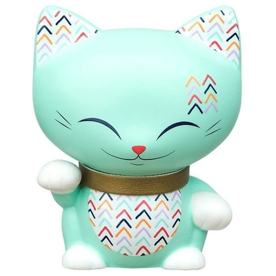 Figurine Chat porte bonheur Mani the lucky cat N°68